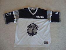 Georgetown Hoyas NCAA Sewn Football Jersey Sz S