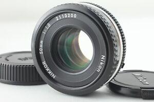 [Exc+++] Nikon Ai-s AIS NIKKOR 50mm F1.8 Pancake From JAPAN 00133