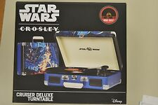 Crosley Limited Edition Star Wars Turntable RSD Record Store Day 2017 BRAND NEW