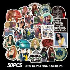 50x Riverdale South Side Serpents Luggage Laptop Bicycle Skateboard Stickers New