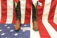 Botas Justin boots N.6B (Cod.ST1088) cowboys camperos tejanos mujer usados