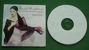 Sarah Brightman London Symph Orch Timeless inc Time To Say Goodbye (Duet) + CD