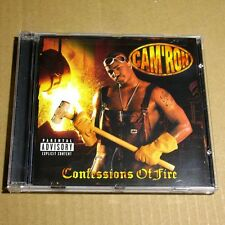 Cam'Ron - Confessions Of Fire 1998 USA CD MINT Hip Hop #K04