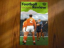 FOOTBALL LEAGUE REVIEW - SEASON 1969/70 - SHREWSBURY TOWN