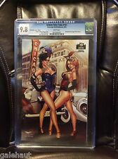 GRIMM FAIRY TALES # 101 CGC 9.8. WIZARD WORLD CHICAGO EXCLUSIVE. ONLY 500 COPIES