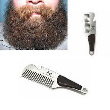 Practical Beard Comb Men's Shaving Pocket Comb Portable Male Mustache Brush New