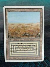Scrubland Revised Dual Land Mtg Magic the Gathering