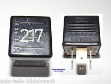Audi 80 100 200 A6  Relais  217  für Elektrolüfter  443 951 253 S -  70A