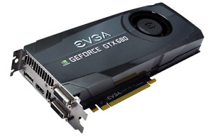Nvidia GeForce GTX 680 2GB Flashed for Apple Mac Pro 2008-2012 K5000