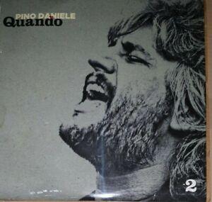 Pino Daniele Quando (VOL#2) Doppio  Lp 33 Giri NUOVO SIGILLATO