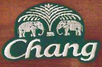 PATCH COLLECTION CHANG BEER SPONSOR OFFICIAL THAILAND NATIONAL FOOTBALL TEAM