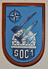 NATO Sector Operations Centre 1 plaque shield OTAN center SOC1