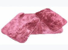 Royale Berry Bath Rugs - Mohawk® Home Royale Solid Bath Rug Raspberry Red