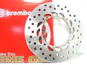 DISCO FRENO POSTERIORE BREMBO 68B40748 HONDA FMX 650 2005 2006
