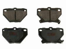 For 2003-2008 Toyota Matrix Brake Pad Set Rear TRW 86618MS 2004 2005 2006 2007