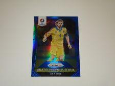 2016 - Panini Euro Prizm Soccer - Anatoliy Tymoshchuk / Card  #74/249