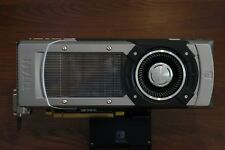 NVIDIA GeForce GTX TITAN 6GB Kepler Used Excellent Condition