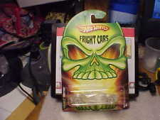 Hot Wheels Fright Cars Clear Invisible Phastasm