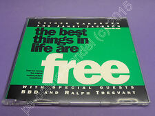 """5"""" Single CD Janet Jackson - the best things in life are free (I-280) 3 Tracks"""
