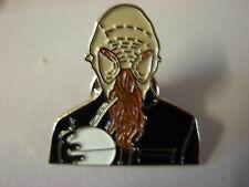 Ood Pin badge. Time Lord. Phone box. Tardis Doctor Who