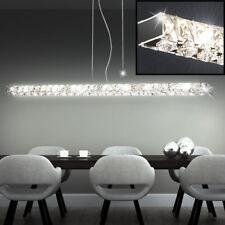 LED 18 vatios Iluminación de Techo Cristal Lámpara Suspendida Salón Big Luz