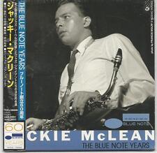 JACKIE McLEAN - Same CD Japan Cardsleeve CD 1999 Blue Note NEU/OVP