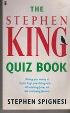 The Stephen King Quiz Book (Teach Yourself) By Stephen Spignesi