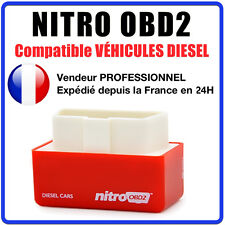 NITRO OBD - Véhicules DIESEL - Programmation Auto - MPPS / GALLETTO / KESS MPPS