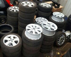 VARIOUS FORD FIESTA ALLOYS FROM 1990 TO 2018 ALLOY WHEEL RIM ,,