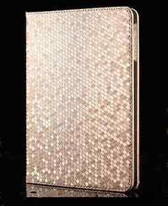 Leather Smart Case Cover for iPad Mini 5/4/3/2/1, iPad Air 2/Air 1, iPad 2017