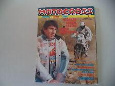 MOTOCROSS 2/1987 BETA TR 34 TR34/KRAM-IT RV 125 250/HONDA CR/SUZUKI RM/YAMAHA YZ