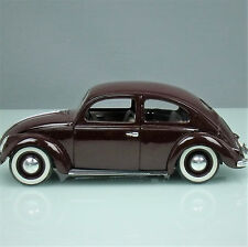 VW BEETLE COCCINELLE SOLIDO 1:17 (170404)