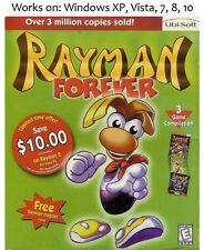 Rayman Forever PC Game