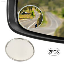F6F1 014B Wide Angle Auxiliary Lens Blind Spot Mirrors Trucks Truck Parts SUVs