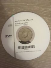 Epson Sx430w Software Disc