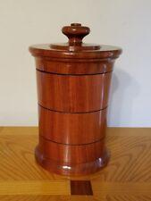 Handcrafted Nicaragua Cedar Wood Cigar Humidor Storage