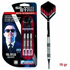 Soft Dart Soft Dart Arrows Silver Star 18 G, Set of 3