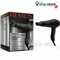 Revlon Perfect Heat Hair Dryer Fast And Light Iconic Technology 2000 Watts 5823