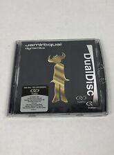 Jamiroquai Dynamite Funk Acid Jazz Soul Music Dual Disc CD/DVD