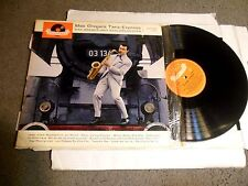 Max Greger's Tanz-Express by Max Greger LP GERMAN IMPORT jazz 1961