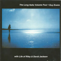 Guy Evans – The Long Hello Volume Four (1993)  CD  NEW/SEALED  SPEEDYPOST