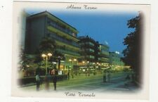 Abano Terme Citta Termale Postcard Italy 560a
