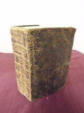 1793 KJV Bible - Isaiah Thomas
