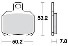 MCB Bremsbelag Sinter hinten für MV Agusta F3 675/ F3 800 / Brutale
