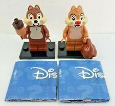 LEGO x DISNEY Minifigures NEW The Chipmunks Chip + Dale SERIES 2