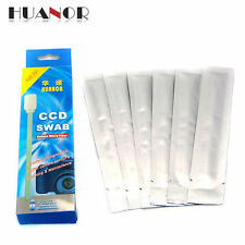 6PCS Dry Sensor Cleaner CMOS CCD SWAB For D-SLR
