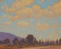Original Landscape Oil Plein Air Painting 8x10