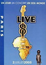 Live 8 : Paris (DVD)
