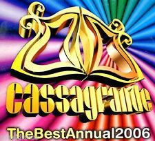 CDx3 - Cassagrande - The Best Annual 2006 (House Compil.) MINT - NUEVO DE TIENDA