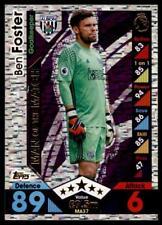 Match Attax 2016-2017 EXTRA Ben Foster West Bromwich Man of the Match No. MA37